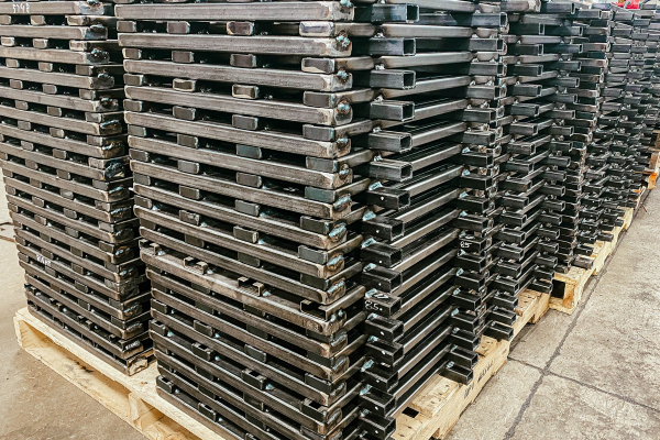 Dynamic Weld Mass Production