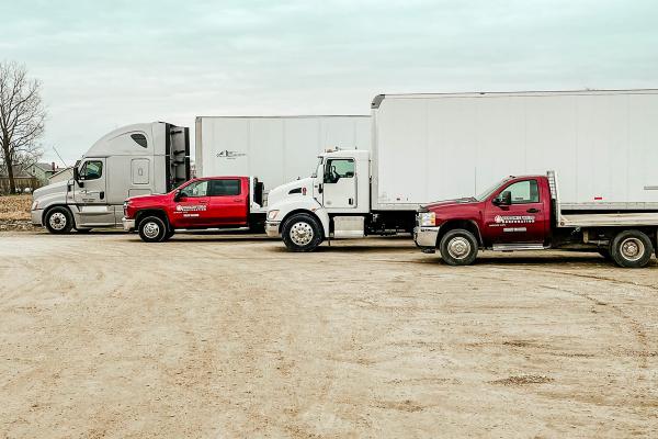 Dynamic Weld Trucking